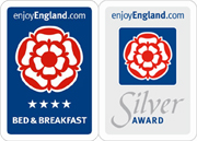 Enjoy England Award for Courtland Hotel